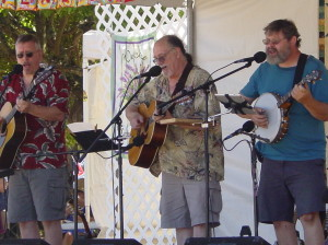 Whateverly Brothers at Lavender Fest 2015