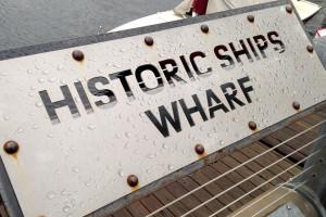 Historic Ships Wharf