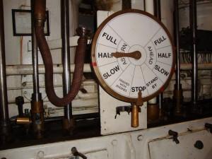 Engine rm telegraph