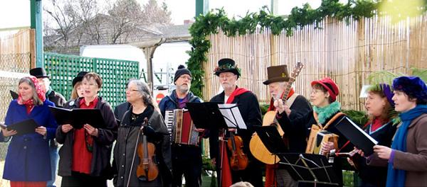 The Village Carols