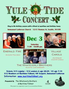 Yule Tide Flyer 2016
