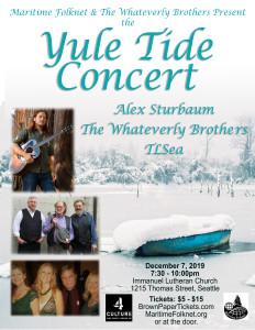 Yule Tide concert 2019