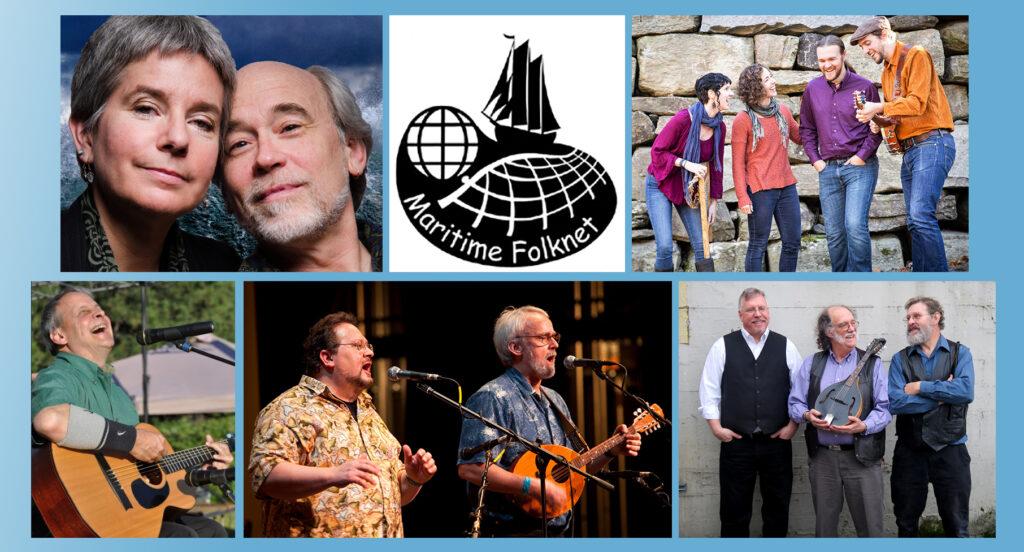 Yule Tide Concert, 2020 performers
