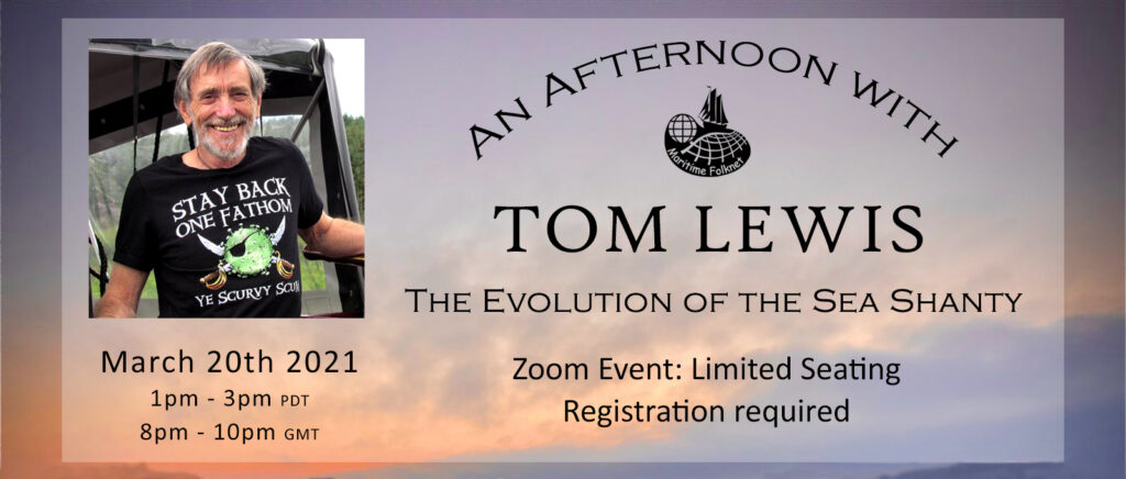 Tom Lewis Workshop - March 20, 2021